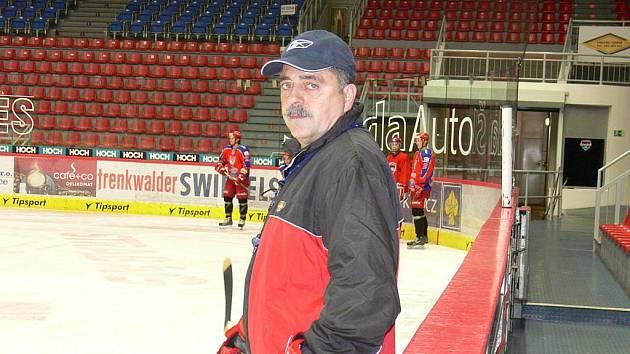 Ladislav Kolda je momentálně trenérem českobudějovických juniorů.