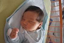 Eliška Mikolášková a Michal Marek z Nákří jsou rodiči Josefa Marka. Ten se narodil 5. října v 11.50 h s váhou 3,820 kg. Má sestřičku Elišku.
