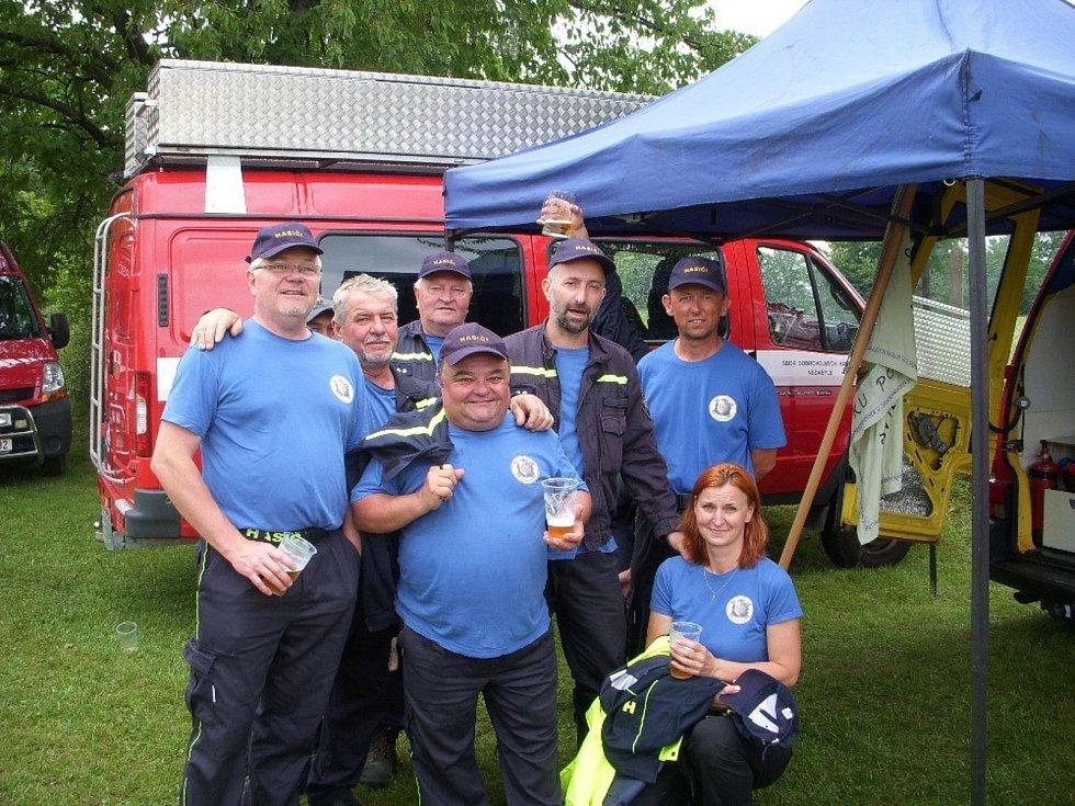 Dobrovolní hasiči v Nové Vsi pracují pro obec, věnují se požárnímu sportu a v jejich činnosti nechybí ani kulturní akce.