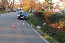 Střet s osobním automobilem ve středu odpoledne v českobudějovické Plavské ulici nepřežila cyklistka.