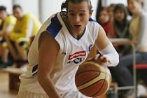 Filip Kasparides je s průměrem 14,55 bodu na zápas nejlepším střelcem Českých Budějovic ve II. lize mužů. Prosazuje se i ve střelbě za tři body, má na kontě už 30 úspěšných pokusů.