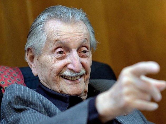 Přežil holocaust, slaví 105let!