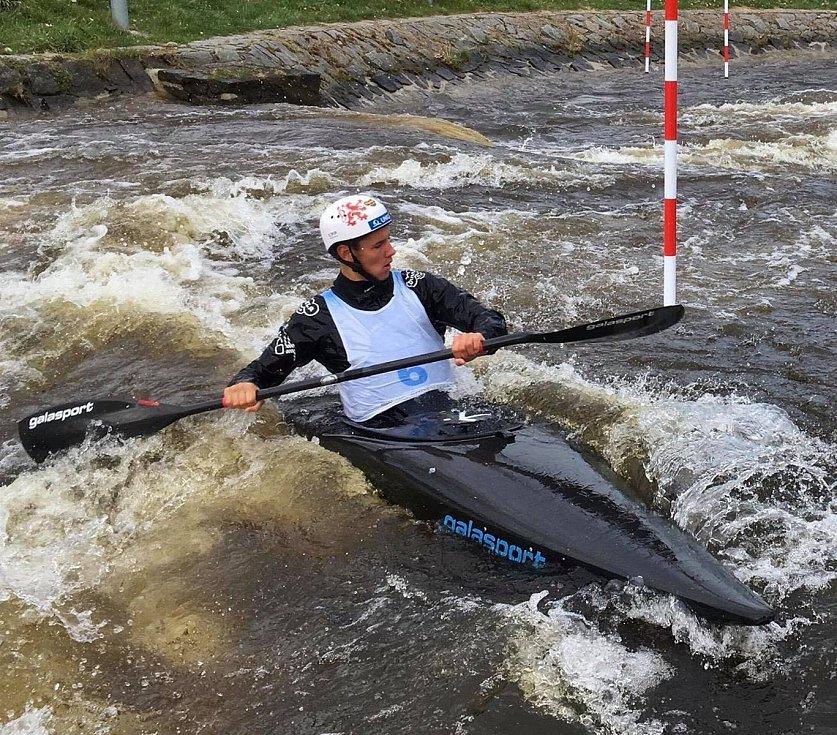 Jakub Krejčí pětkrát startoval, pětkrát vyhrál.