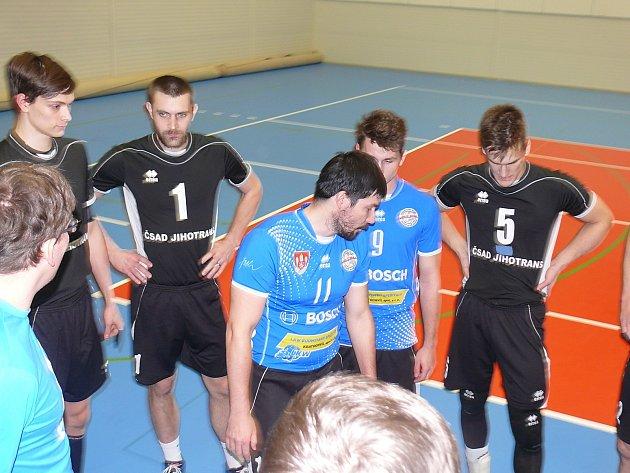 VOLEJBALISTÉ EGE podlehli ve čtvrtfinále play off týmu Beskyd a prvoligová sezona pro ně končí.