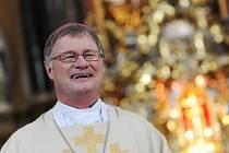 Nový linecký biskup Manfred Scheuer.