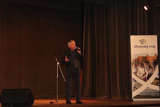 České Budějovice - V úterý 26. září 2017 se v českobudějovickém Kulturním a spolkovém domě Slavie konaly poslední letošní Seniorské hrátky.