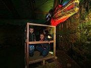 Dinosauři se i letos vrátili do Českých Budějovic.