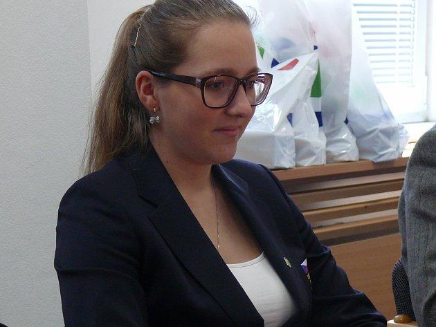 Marie Luňáčková z Týna nad Vltavou