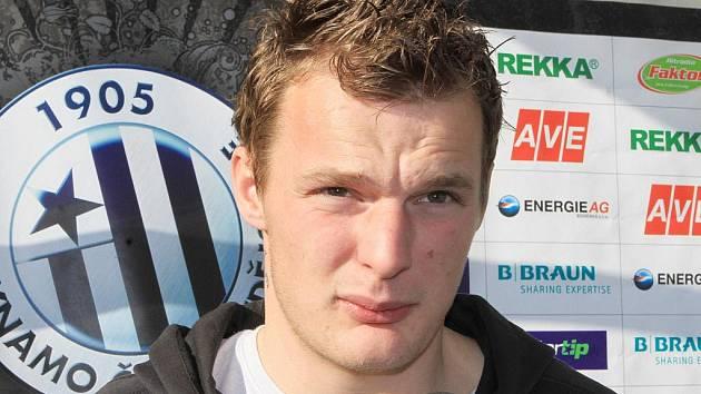 Jakub Řezníček věří, že v Dynamu bude mír šanci si zahrát.