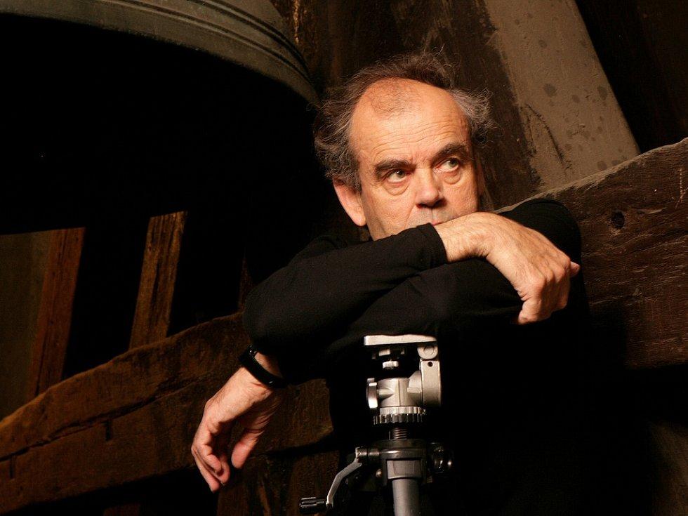 Fotograf Michal Tůma.