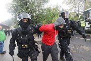 Nácvik české a rakouské policie při řešení krizových situací a řešení závažných případů v Bad Leonfeldenu