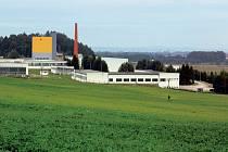 Úpravna vody Plav je největší továrnou na výrobu pitné vody v kraji.