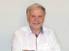 Majitel Koh-i-noor Holding Vlastislav Bříza.