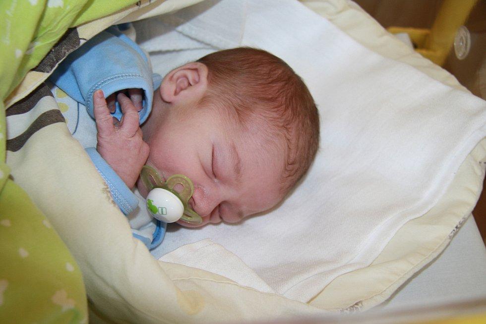 Ondřej Sedláček, Bavorov. Narodil se v úterý 23. února v 5 hodin a 50 minut v prachatické porodnici. Vážil 3070 gramů. Rodiče: Michala Benková a Libor Sedláček.