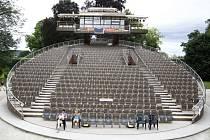 Jihočeské divadlo prožilo na krumlovské točně lepší sezonu než loni, přijelo 49 236 lidí.
