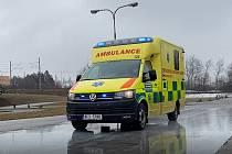 Záchranná služba. Ilustrační foto.