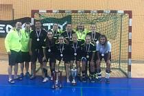 Futsalový titul se veze do Českých Budějovic, penalta a gól minutu před koncem.