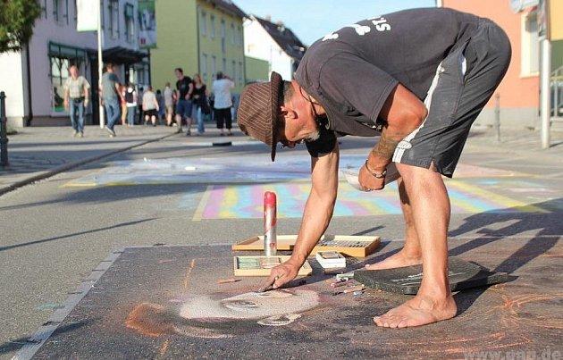 Street Art za koronaviru.