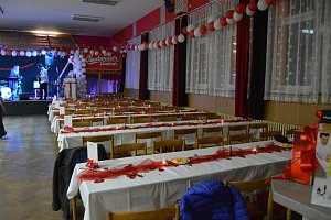 V Ločenicích se konal 3. ročník Obecního plesu