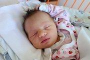 Dne 28. 8. 2017 v 8.24 h se narodila Lucie Kadlecová z Českých Budějovic. Vážila 3,05 kg. Svět pozná s téměř 4letým bráškou Honzíkem.