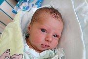 Maminka Simona Millerová z Malont přivítala 20. 6. 2017 v 8.20 h na světě prvorozeného syna. Jmenuje se Jiří Německý, při narození vážil 3,49 kg. Foto: Ilona Lonsmínová
