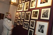 Aktuální výstavy z Národním muzeu fotografie v Jindřichově Hradci.