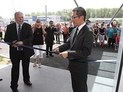 Firma BBH Tsuchiya otevřela nový závod v Českých Budějovicích.