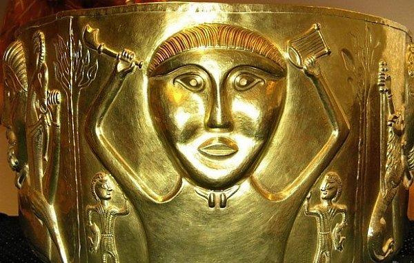 Tajemný zlatý poklad zChiemsee.