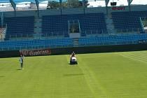 Stadion Dynama patří v zemi k nejlepším.