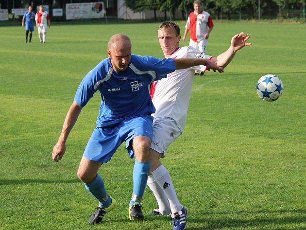 Staří páni Slavie ČB zdolali ve finále turnaje Mladé na penalty a pohár zůstal u Malého jezu.