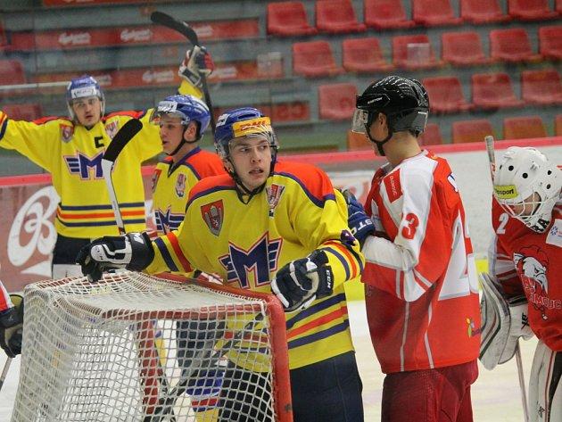V play out extraligy juniorka Motoru porazila Olomouc 6:3.