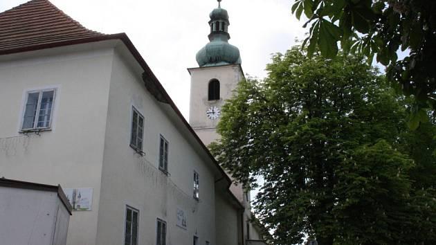 Svatý Jan nad Malší.