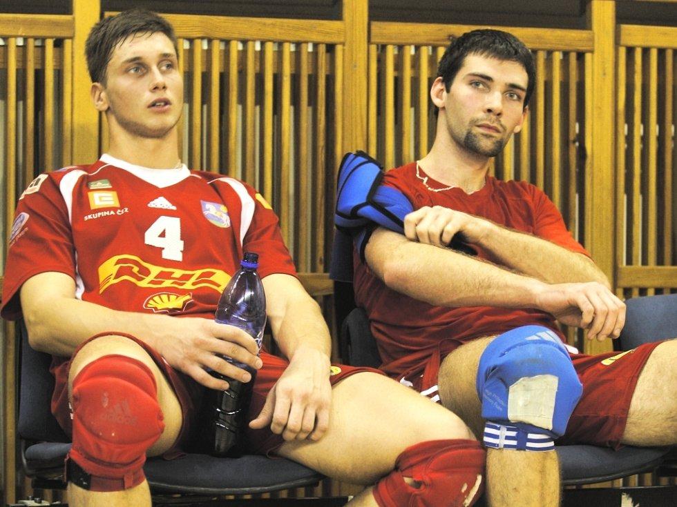 Ostravští byli po dvou prohrách s Jihostrojem hodně smutní.