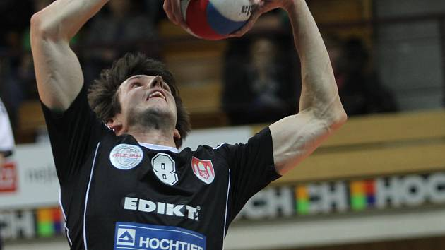 Filip Habr z Jihostroje České Budějovice