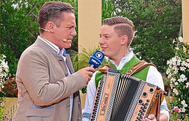 Stefan Mross a Johannes Weindl.