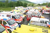 Účastníci závodů si navzájem předali i zkušenosti.