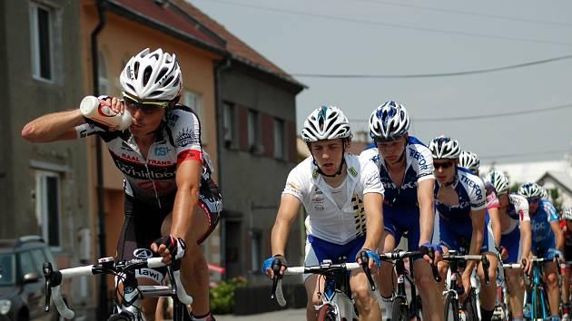 Cyklistikou budou žít Loučovice a okolí