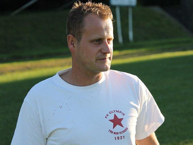 Týnský Jan Maruška se vrátil do prvního mužstva FK Olympie.