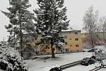 Sněhová peřina pokrývá Milevsko a okolí. Foto: Josef Fuka
