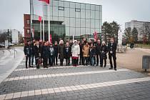 Setkání zástupců partnerských univerzit začalo 25. listopadu 2019 na Jihočeské univerzitě v Č. Budějovicích. Potrvá týden.