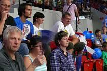 Bývalý hráč Jihostroje Miroslav Šotola na ME v Karlových Varech