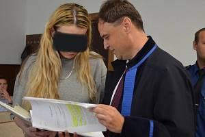 Snímek ze soudu. Ilustrační foto.