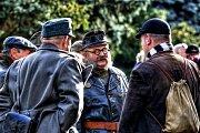 Ke stému výročí první světové války připravilo Jihočeské muzeum tématickou výstavu. Zahájena byla slavnostní vernisáží příznačně  na Den válečných veteránů.