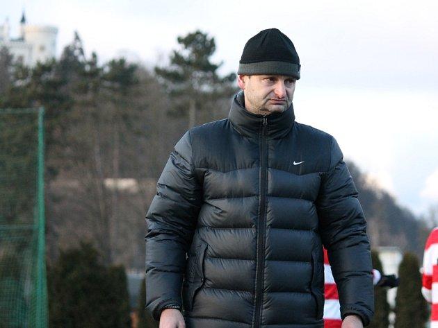 Kouč Ivo Čech.