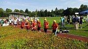 Mezinárodní sportovní hry seniorů v Českých Budějovicích