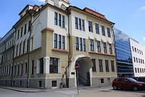Pedagogická fakulta Jihočeské univerzity v Českých Budějovicích.