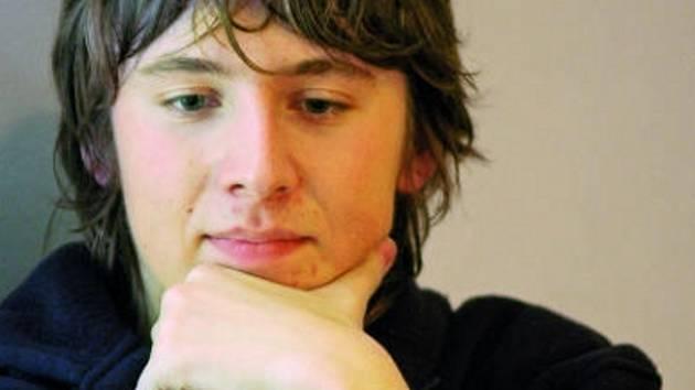 Jan Havlík už je šachovým mistrem.