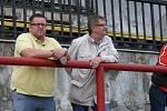 Fotbalisté Dynama hráli přípravu se Spartou
