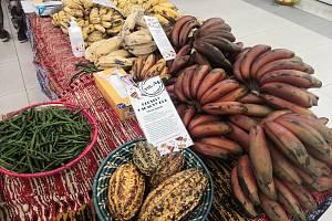 Africké ovoce a jiné exotické zboží zakoupíte v pondělí a v úterý v IGY Centru