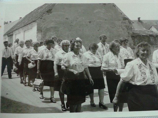 Z kroniky pištínských baráčníků.